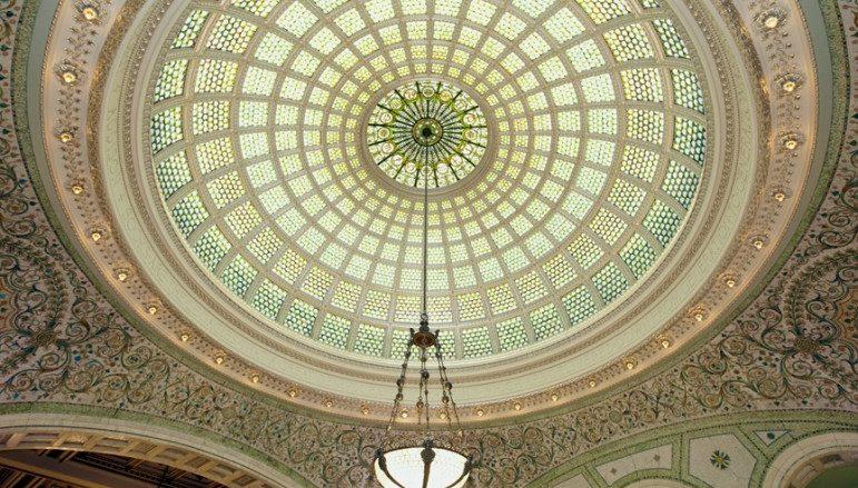 Chicago Cultural Center Tours Architecture