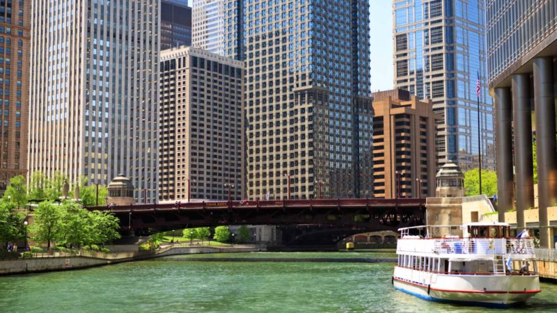 Permalink to:Chicago Mini-Bus City & River Tour Combination